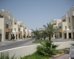 Qatar, UAE, Samrya Gardens compound