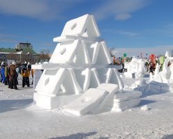 Quebec City, Canada, City Winter Carnival