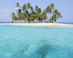 Romantic Holiday, San Blas Islands, Panama, Los Grillos