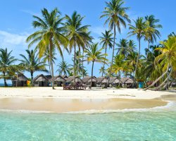 Romantic Holiday, San Blas Islands, Panama, Beach