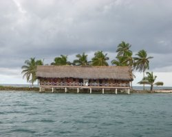 Romantic Holiday, San Blas Islands, Panama, Hotel