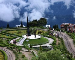 Romantic Holiday, India, Darjeeling overview