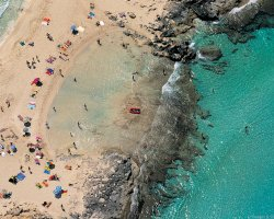 Secret Destination Holiday, Spain, Formentera aerial view