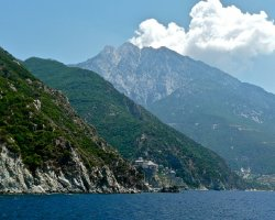 Select Holiday, Mount Athos, Greece, Europe, Overview