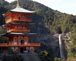 Select Holiday, Mount Koya, Japan, Asia, Architecture