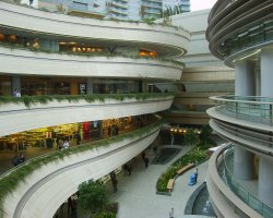 September Destination, Istanbul, Turkey, Shopping mall
