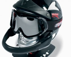 Ski Protection Holiday, Ski helmet2