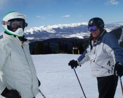 Ski Protection Holiday, Ski instructor