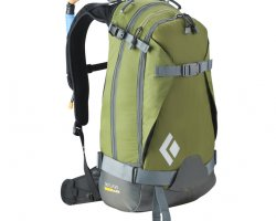 Ski Protection Holiday, Ski backpack