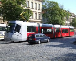 Smart Holiday, Prague Public Transport, Tram
