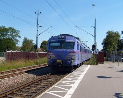 Smart Holiday, Helsingborg Sweden Public Transport, Train