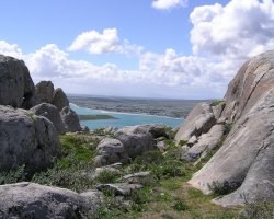 West Coast National Park,  South Africa, Langebaan Lagoon