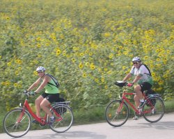 Sport Destinations, Tuscany bicycle tour, Italy