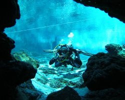 Sport Destinations, Cave diving in Caribbean