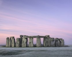 Stonehenge, United Kingdom, Panorama