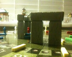 Stonehenge, United Kingdom, BoardGame