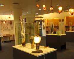 Strangest Museums, Phalluses Museum, Iceland, Interior view