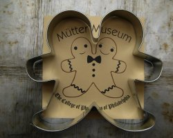 Strangest Museums, Mutter Museum, Philadelphia, USA, Cookie cutter