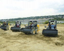 Strangest Theme Park, England, Europe, Diggerland small vehicles