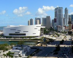 Superb Holiday, Miami, Florida, USA, Downtown by daylight