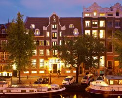 Superb Holiday, Amsterdam, The Netherlands, Buildings architecture