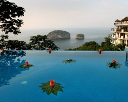 Superb Holiday, Puerto Vallarta, Mexico, Panorama from a hotel