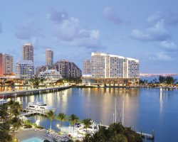Superb Holiday, Miami, Florida, USA, Mandarin Oriental overview
