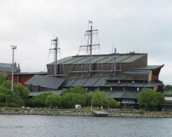 Sweden Holiday, Stockholm, Sweden, National Maritime Museum outside view