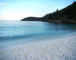 Beaches of Thassos, Tassos, Greece, Marble Beach 03