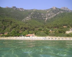 Beaches of Thassos, Tassos, Greece, Paradise Beach 01