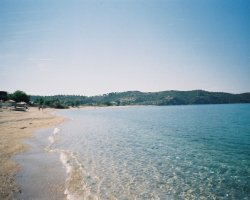 Beaches of Thassos, Tassos, Greece, Potos Beach 01