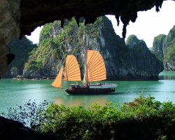 Tour Package, Vietnam, Asia, Boat tours overview