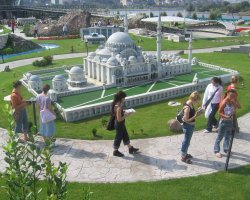 Tour Package, Istanbul, Turkey, Miniature Mosquee