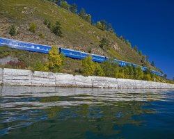 Railroad Holiday, Trans Siberian Train, Russia, Train overview