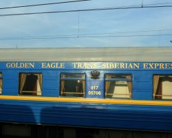 Railroad Holiday, Trans Siberian Railway, Golden Eagle Express