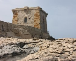 Trapani, Italy, Tower of Ligny