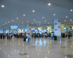 Travel Recovering Tips, Airport terminal overview