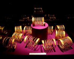 Treasure Seekers Holiday, Romania, Dacian Bracelets
