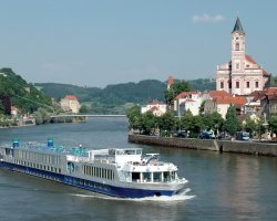 Trend Holiday, River cruises, Luxury boat presentation