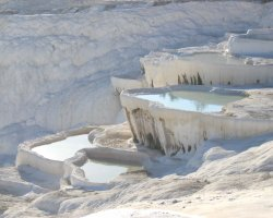 Turkey Holiday, Pamukkale, Turkey, Springs overview
