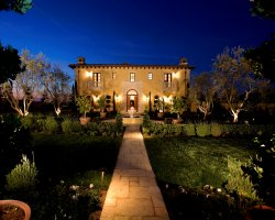 Visiting Tuscany, Tuscany, Italy, Country house