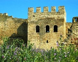 Ukraine Beautiful Places, Belgorod Dnestrovsky, Ukraine, Medieval citadel 02