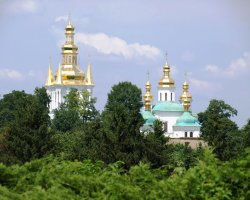 Ukraine Beautiful Places, Kiev, Ukraine, St Michael Cathedral 02