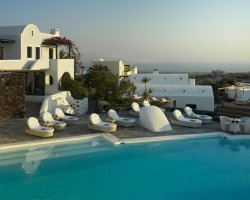 Valentines Day Holiday, Santorini, Greece, Luxury resort