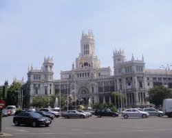 Valuable Monuments, Madrid, Spain, Prado Museum overview