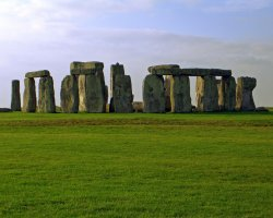 Valuable Monuments, Wiltshire, UK, Stonehenge overview