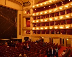 Vienna State Opera, Austria, Europe, Ready for the performance