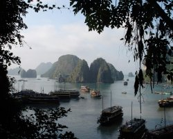 Asian Vacation, Halong Bay, Vietnam, Overview