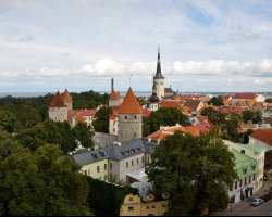 Visiting Estonia, Estonia, Europe, Tallinn