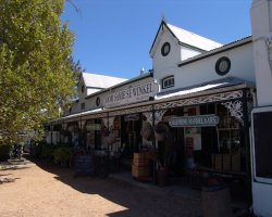 Stellenbosch, South Africa, Shop